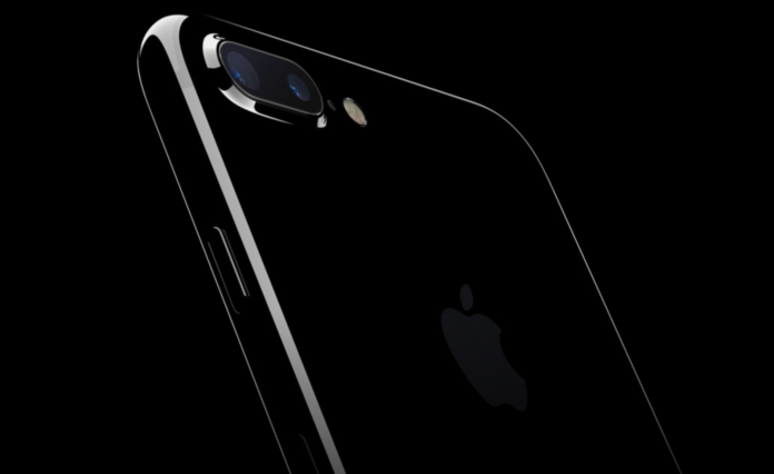 iPhone 7 Plus Jet Black