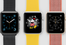 watchOS 3 smartwatch