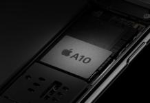 iPhone 7 Processore A10 fusion