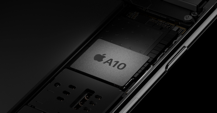 iPhone 7 Processore A10 fusion