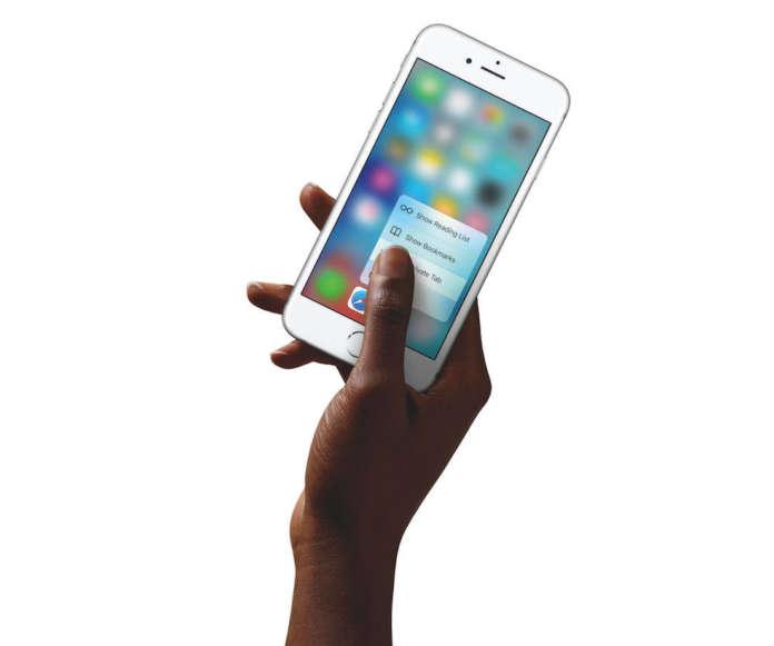 Safari su iPhone 6