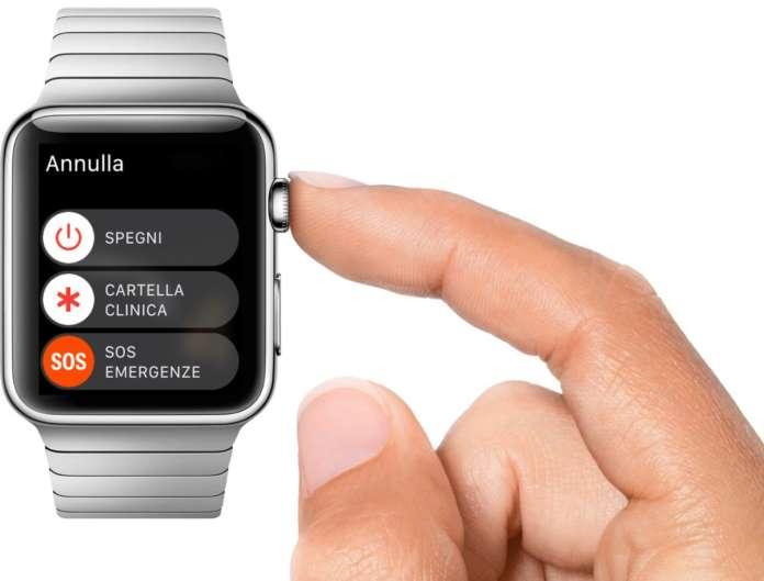 Apple Watch app medicali
