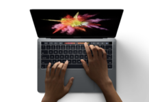 nuovi MacBook Pro 2016 touch bar