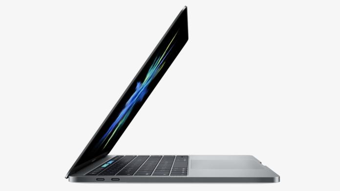 MacBook Pro 2016 connettività