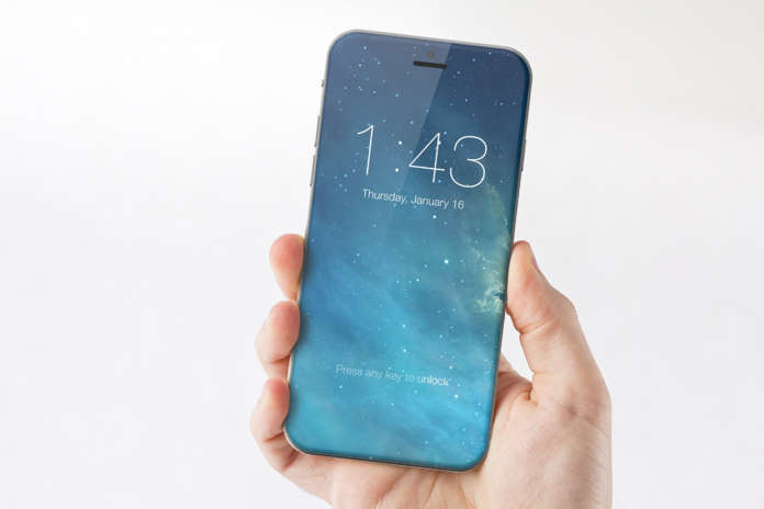 iPhone 8 display Oled