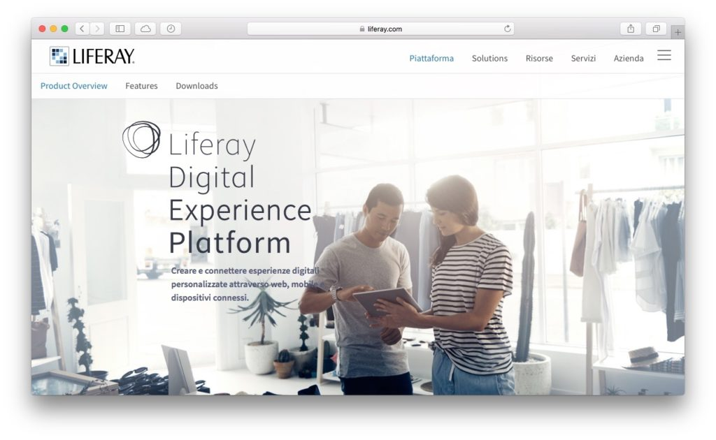 Liferay Digital Experience