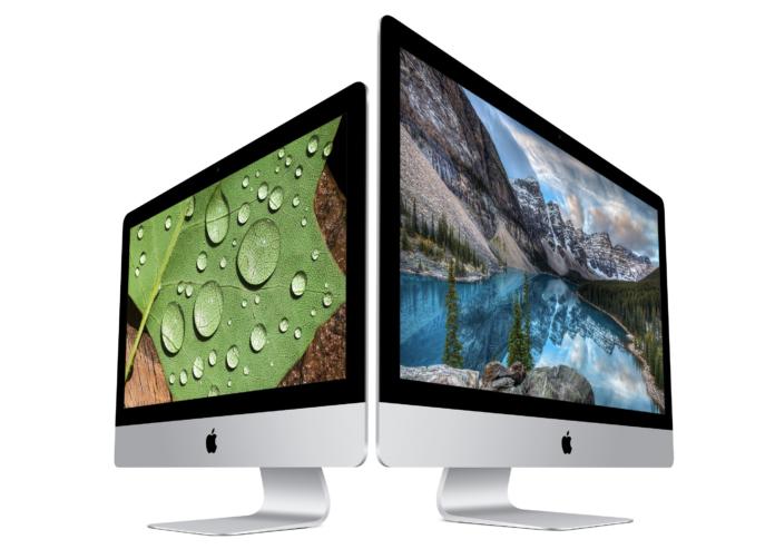 Nuovi Mac desktop