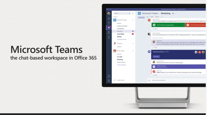 office 365 team