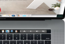 Usi alternativi della Touch Bar