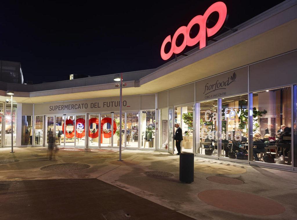 Il supermercato del futuro è targato Coop