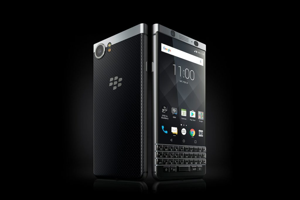 MWC 2017: Il ritorno di Blackberry