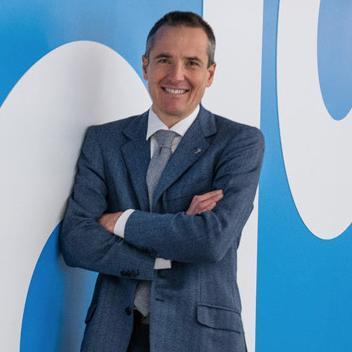 Luca Spada, Ceo di Eolo