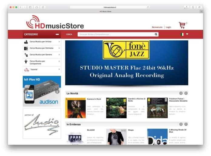 HDmusicStore