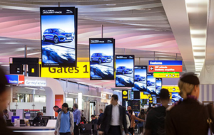 NEC_Display_aeroporto