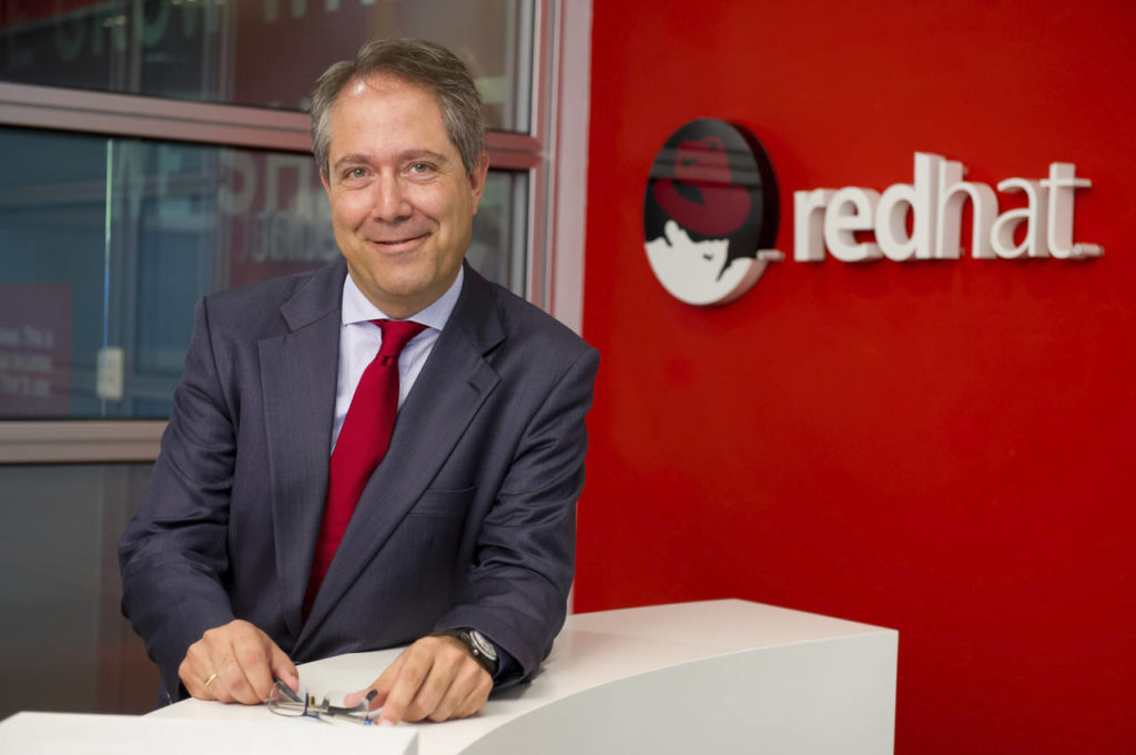 Santiago Madruga, head of EMEA Telco & ICT di Red Hat
