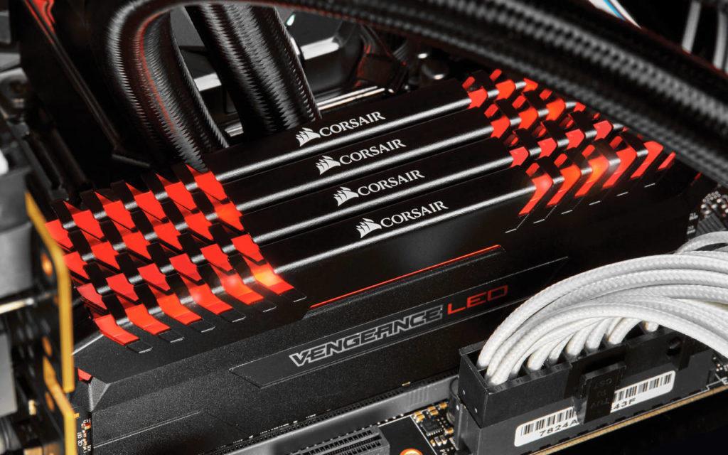Oggi le RAM DDR4 sono ancora prodotti di fascia relativamente alta, come queste per il gaming