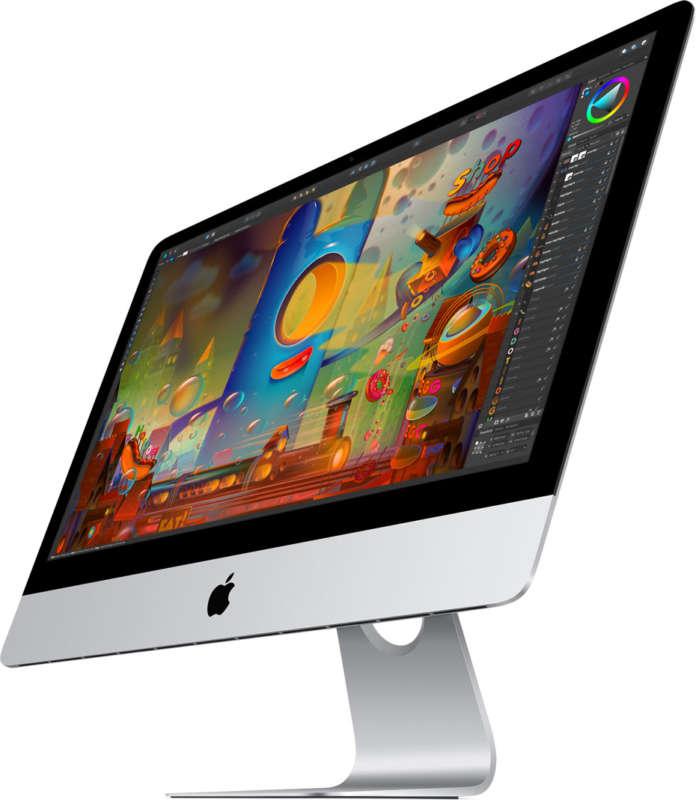 iMac applicazioni mac