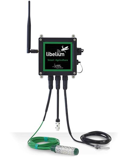 Un sensore per lo Smart Farming di Libelium