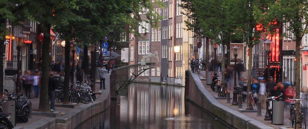 Un esempio di generative design: il progetto di un ponte in stampa 3D ad Amsterdam (di MX3D)