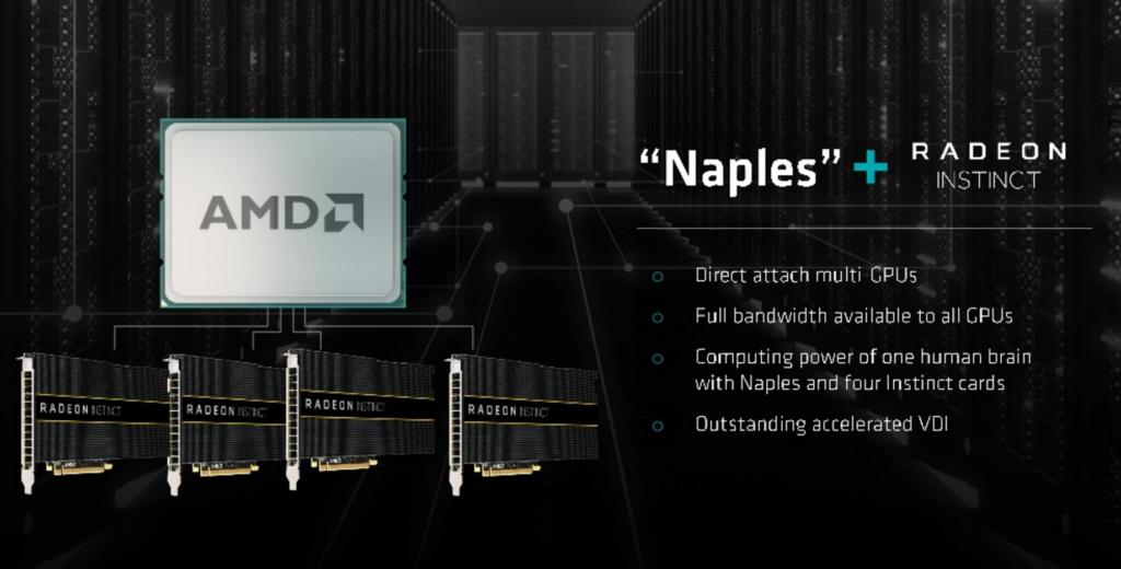 L'idea di AMD per i server: un processore ma GPU dedicate per l'elaborazione
