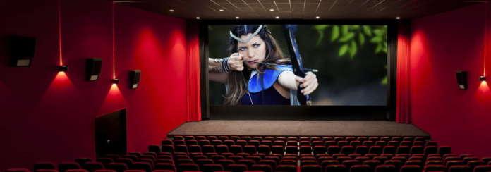 NEC cinema digitale