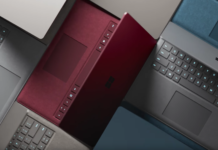 Microsoft Surface Laptop nuova gamma