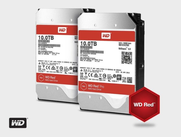 Storage WD Red NAS