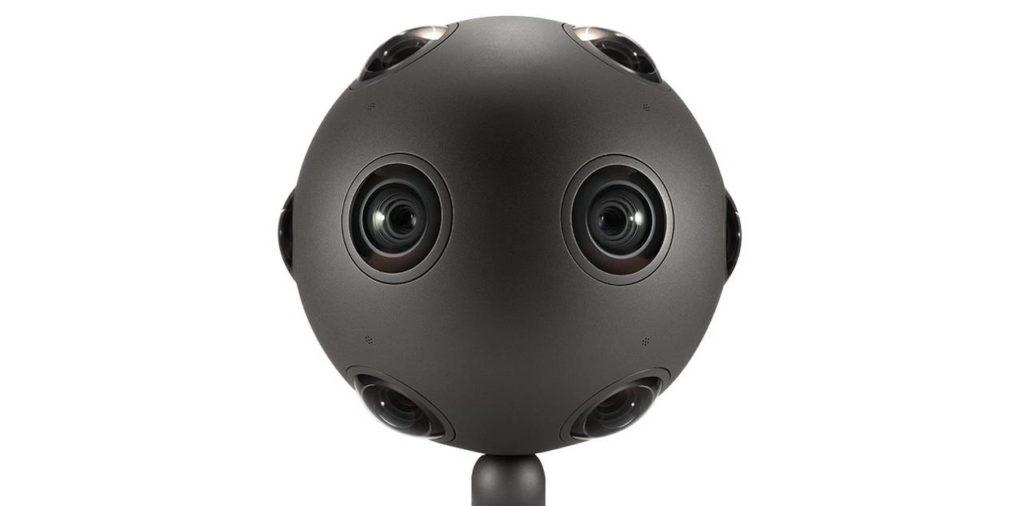 Nokia OZO: realtà virtuale immersiva e professionale