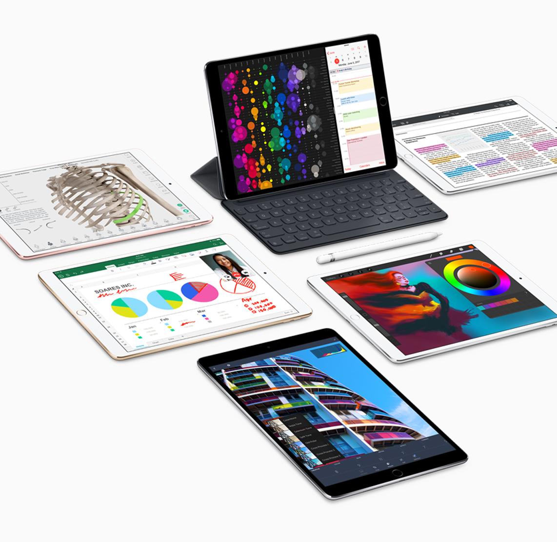 "iPAd Pro 10,5"" WWDC 2017"