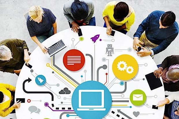 Collaboration Idee E Strumenti Per Lo Smart Working 01net
