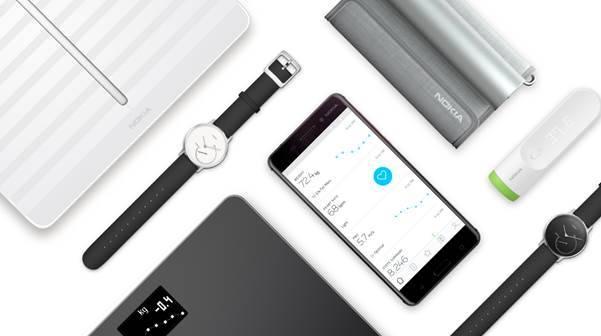 Nokia lancia Health, linea di prodotti dedicata alla salute