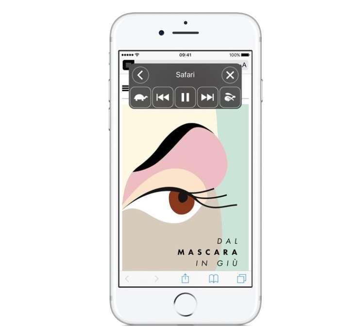 Come farsi leggere un testo da iPhone