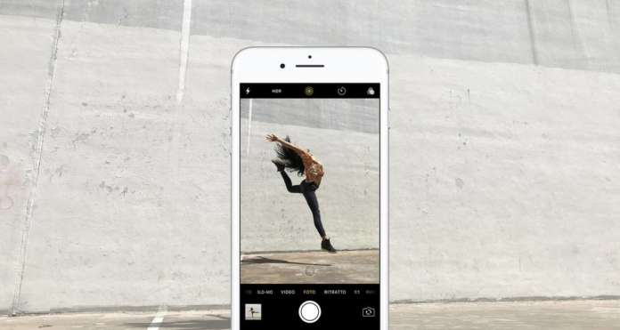 Come scattare una foto con iPhone