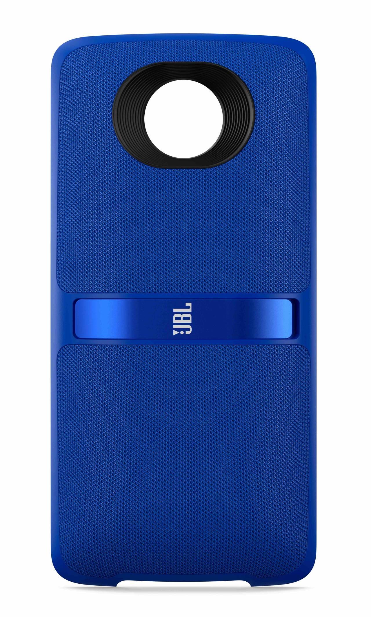 Moto Z JBL SoundBoost 2 Blue