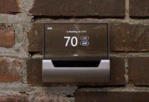 Termostato intelligente Glas per smart home