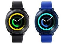Smartwatch Gear Sport Dual
