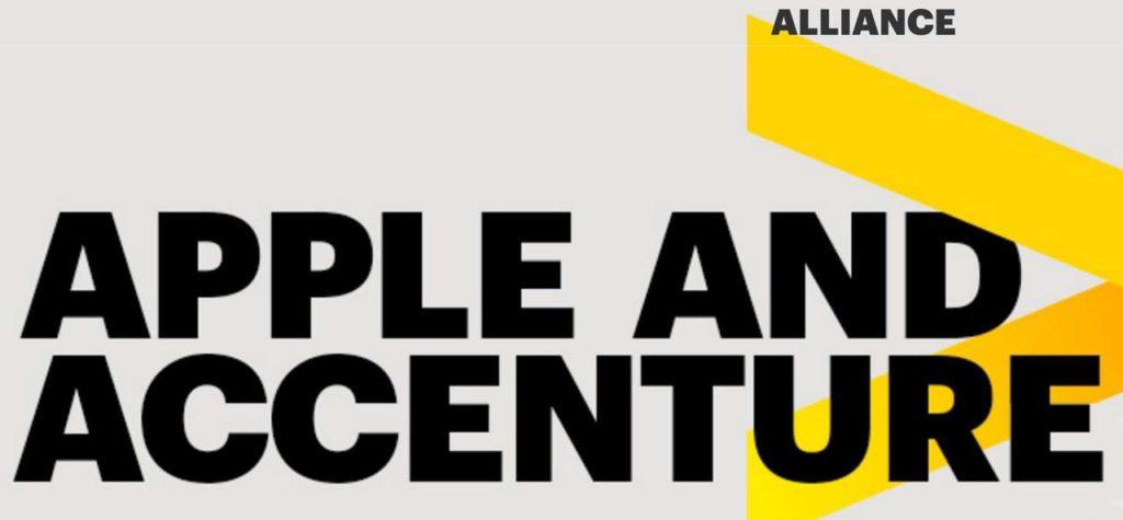 Apple e Accenture