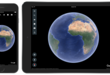 Google Earth per iOS