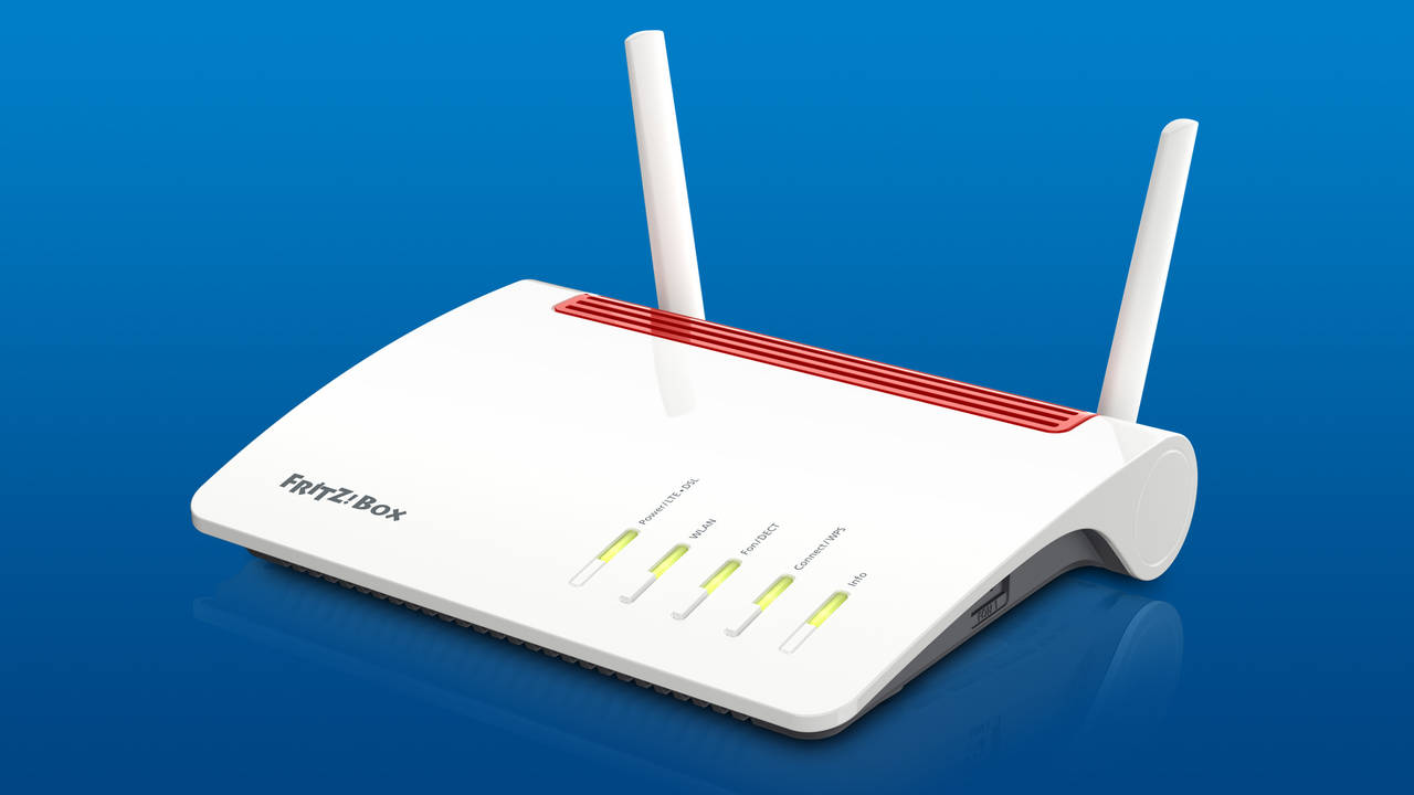 router AVM FRITZBox 6890 LTE