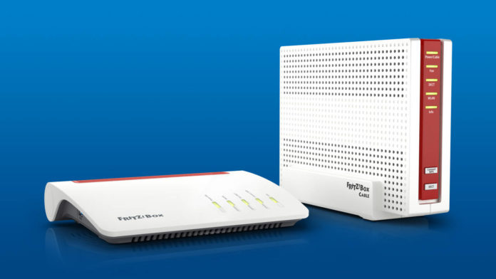 Router AVM FRITZ!Box 6890 LTE