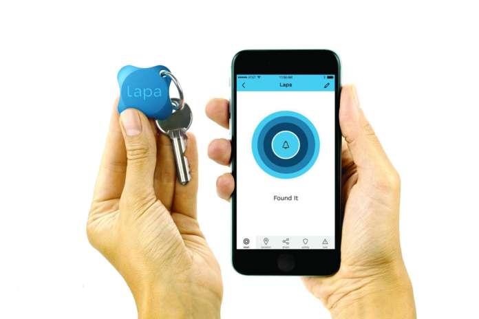 localizzatore Bluetooth Lapa