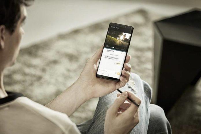 Samsung Galaxy Note 8, il campione delle prevendite