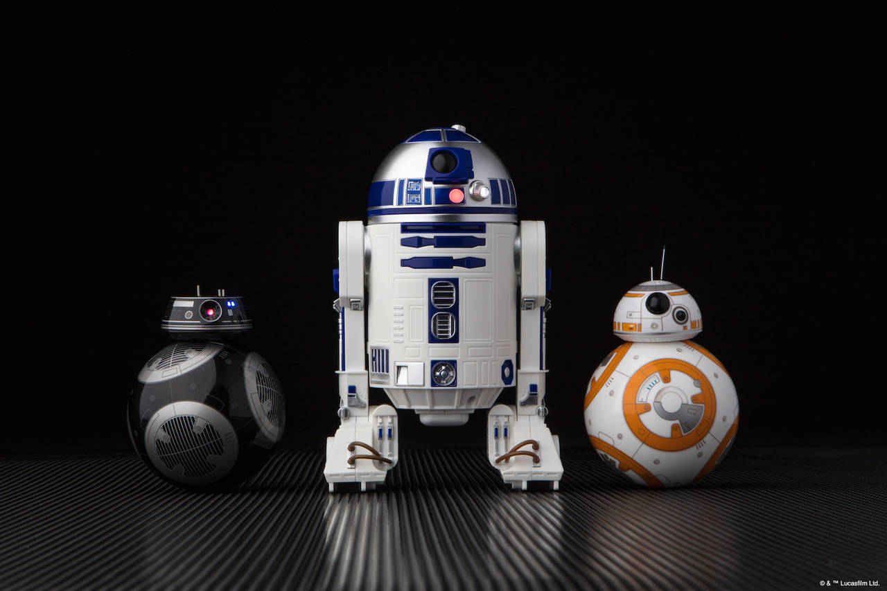Droidi Sphero Star Wars