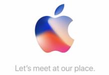 Apple invito iPhone 8