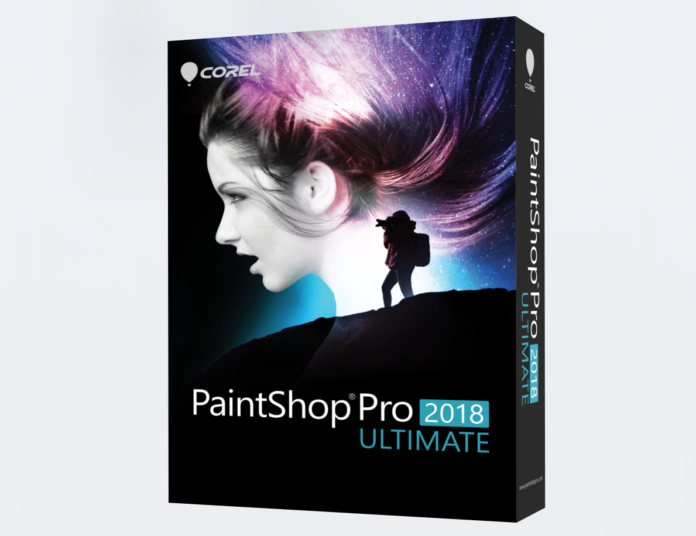 PaintShop Pro 2018 Ultimante