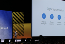 Microsoft ignite 2017 digital transformation
