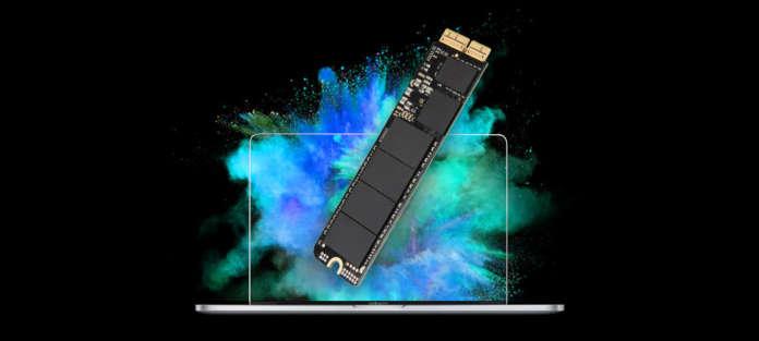 SSD Transcend JetDrive 820