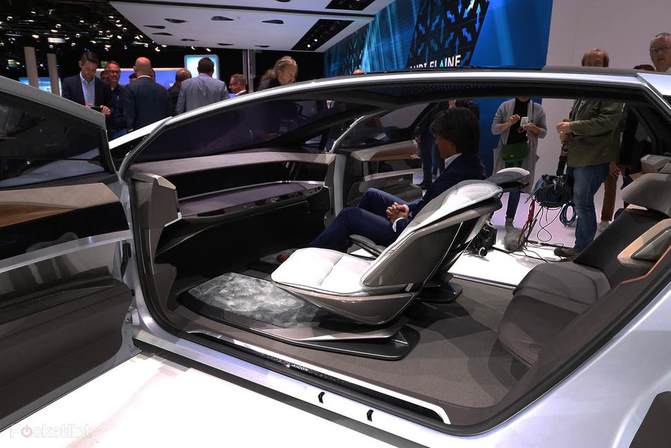 Auto del futuro cinque esempi di digitalizzazione 01net for Come ridurre il rumore nella cabina dell auto