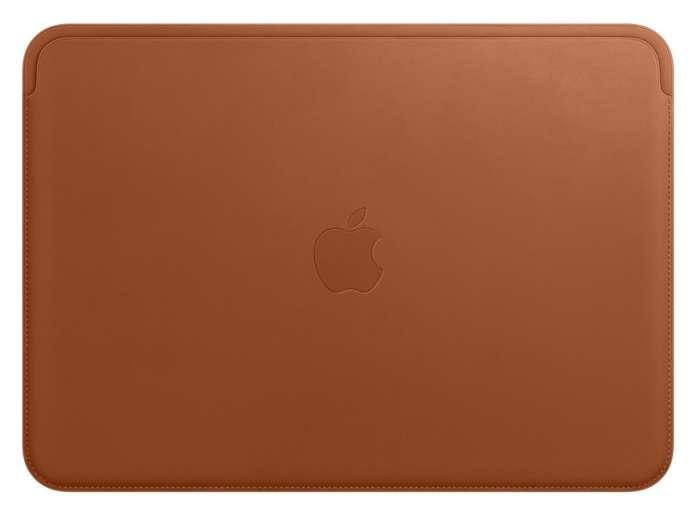 """Custodia in pelle per MacBook 12"""""""