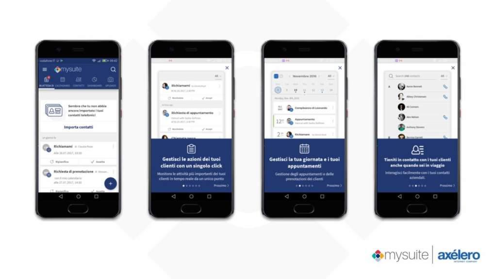 Il digitale proposto da Axélero piace alle aziende lombarde